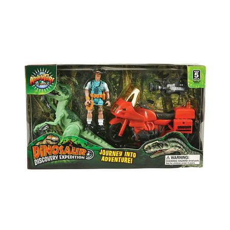 Dinosaur Playmat - Educational Playset Dinosaur Discovery Expedition Toy