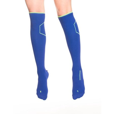 Pars Compression Socks for Men and Women, Graduated Fit for Running, Pregnancy, Flight Travel, Shin Splints, Daily Use