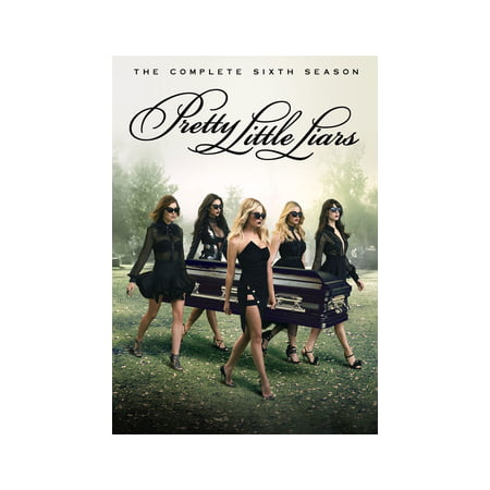 Pretty Little Liars: The Complete Sixth Season (DVD) - Halloween Costume Pretty Little Liars