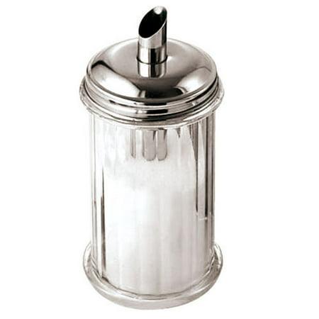Paderno World Cuisine Sugar Pourer, S/S, 12oz (Bulldogs Sugar Pourer)