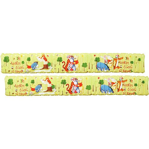 Disney - Winnie the Pooh Inflatable Safety Bathtub Bumpers