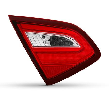For 2016-2018 Altima Sedan Tail Light Brake Lamp Inner Trunk pcs Left Driver LH