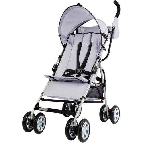 The First Years - Jet Lightweight Stroller, Grey