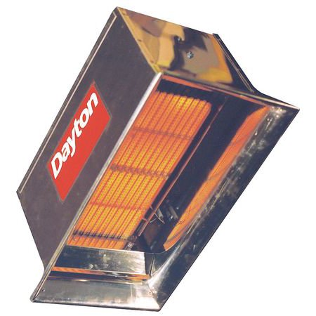 DAYTON 3E132 Commercial Infrared Heater,NG,30,000 ()