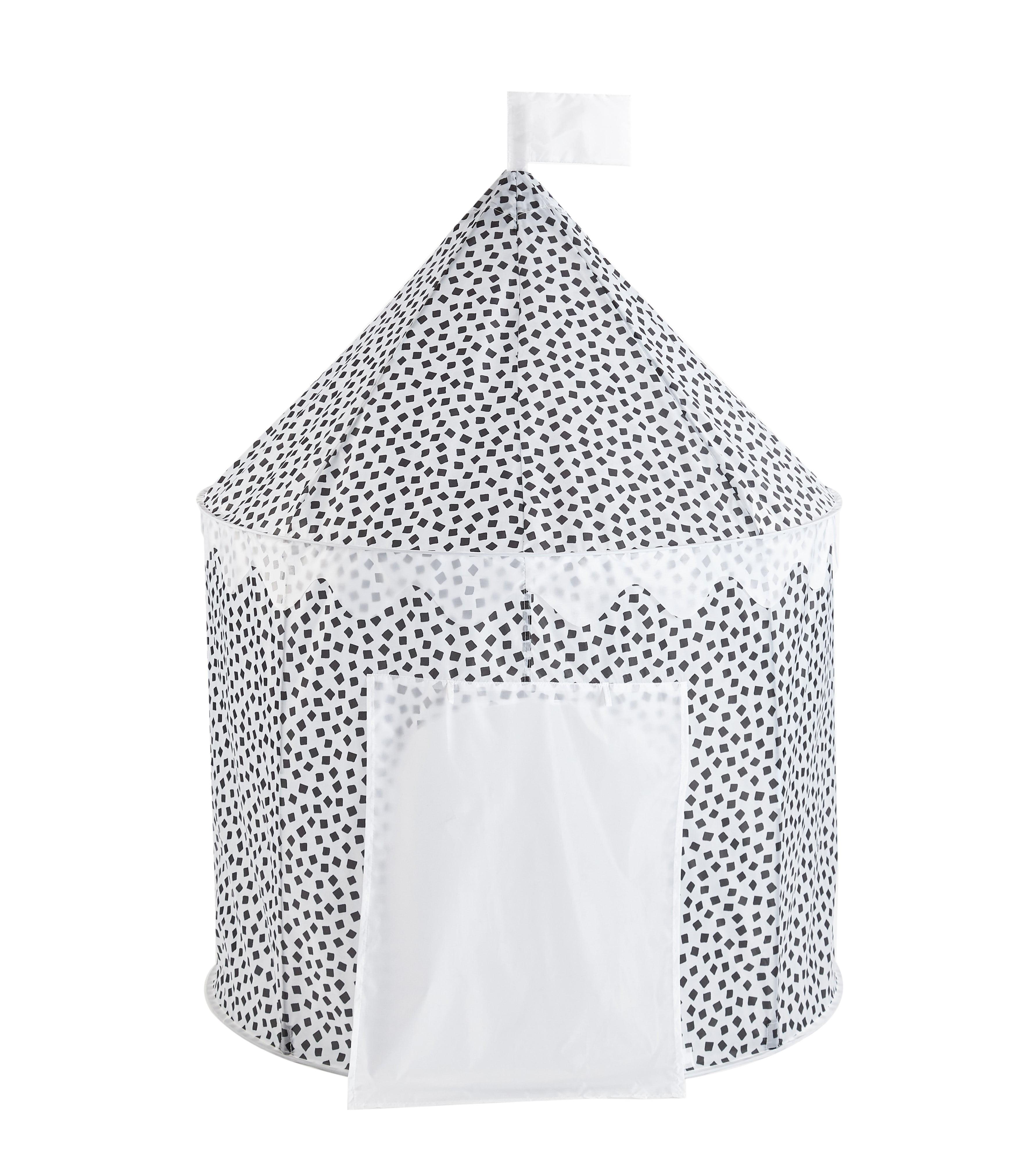 Mainstays Circular Kids Play Tent, Confetti