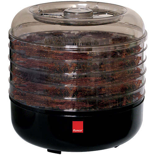 Ronco FD5000BLGEN Beef Jerky Machine, Black