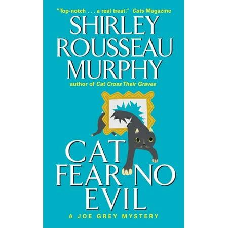 Joe Grey Mysteries (Paperback): Cat Fear No Evil (Paperback)