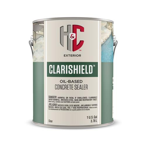 H&C Concrete 50.120234 Silicone Acrylic Concrete Sealer, ...