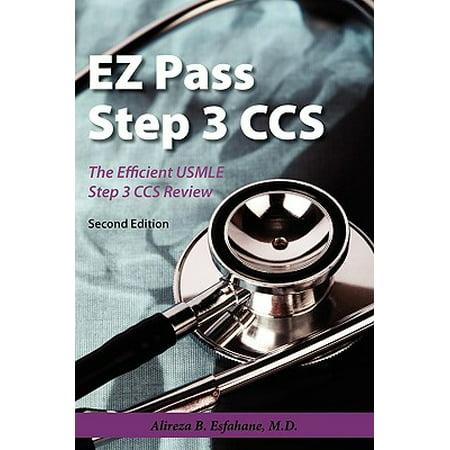 EZ Pass Step 3 CCS: The Efficient USMLE Step 3 CCS