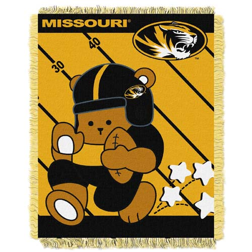 Missouri Jacquard BABY Throw Blanket
