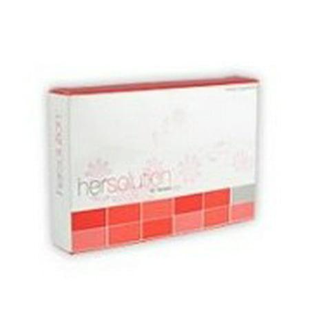 HerSolution, Femme Libido Enhancement, 30 comprimés; Restaure désir naturel; 100% de la formule entièrement naturelle
