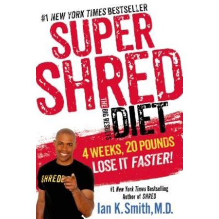 Super Shred  The Big Results Diet  4 Weeks 20 Poun