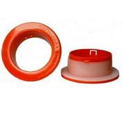 """SSBM - Red Color Hand Saver For 12"""" - 18""""  Stretch Wrap Film 1 Pair"""