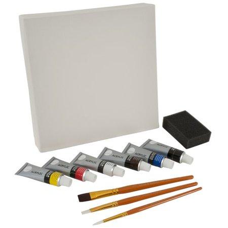Daler rowney simply acrylic mini art set for Craft smart acrylic paint walmart