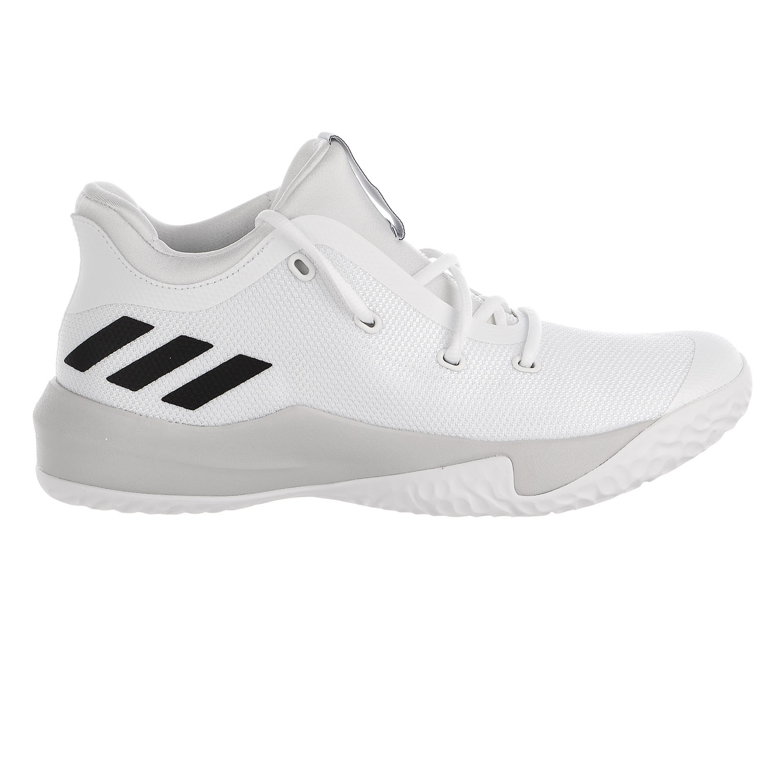 0c6f5c674761 ... discount adidas rise up 2 basketball shoe white light solid grey  heather core black 3c9a4 6943e