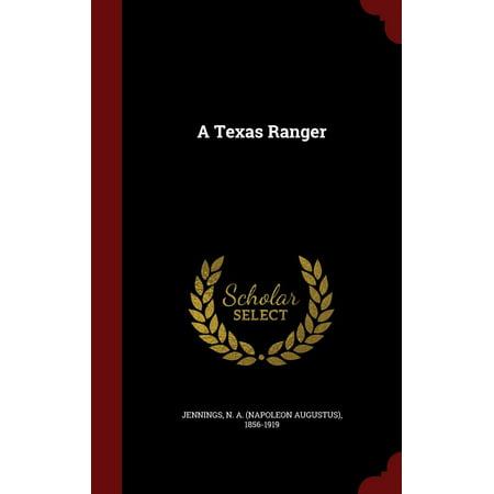 A Texas Ranger (Hardcover) (Partner Costume)