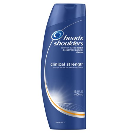 Head and Shoulders Clinical Strength Anti-Dandruff Shampoo 13.5 Fl