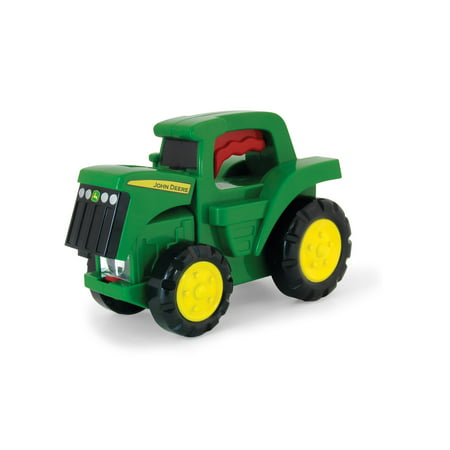 John Deere Roll n' Go Tractor Flashlight