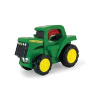 John Deere Roll and Go Flashlight Toy Tractor with Light