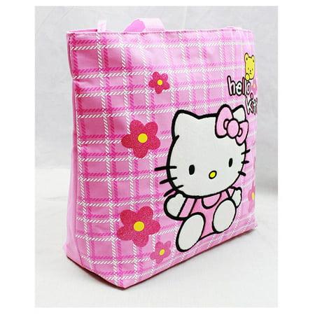 Tote Bag - Hello Kitty - Teddy Bear New Gifts Girls Hand Purse - Hello Kitty Treat Bags