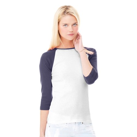 Women's 3/4 Sleeve Baseball