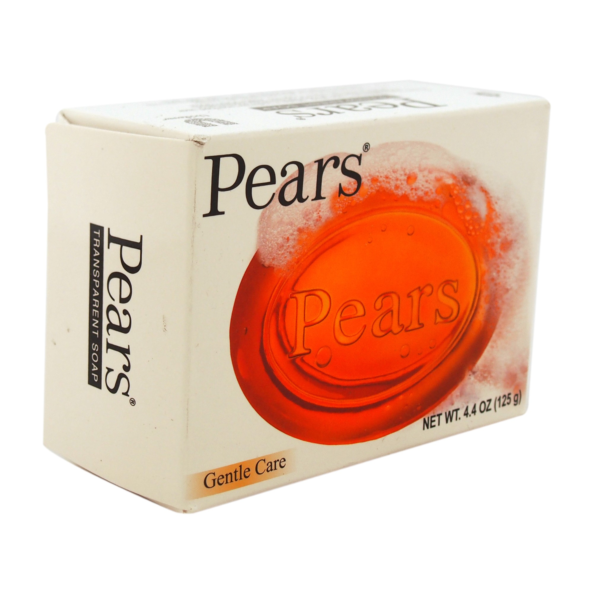 Pears Gentle Care Transparent Bar, 4.4 Oz