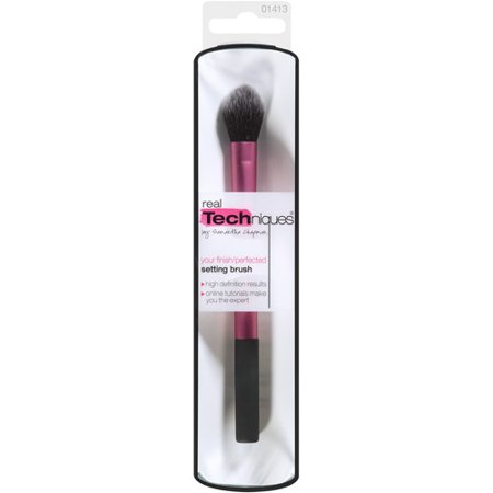 Real Techniques Makeup Setting Brush, Pink