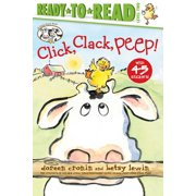 Click, Clack, Peep! (Paperback)