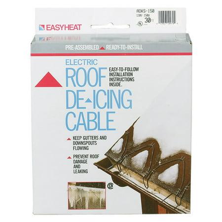 Easy Heat ADKS-150 30 foot Roof/Gutter Kit