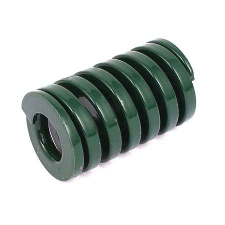 30mm OD 50mm Long Heavy Load Coil Stamping Compression Mold Die Spring Green - image 2 of 2