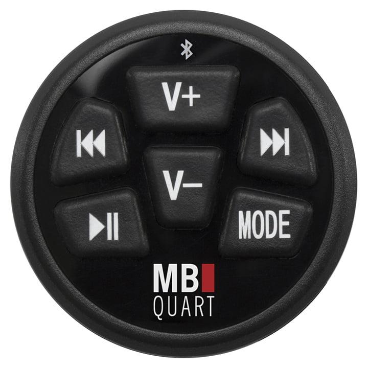 MB Quart N1-WBT Waterproof Bluetooth Preamp Controller (N1-WBT, Wired)