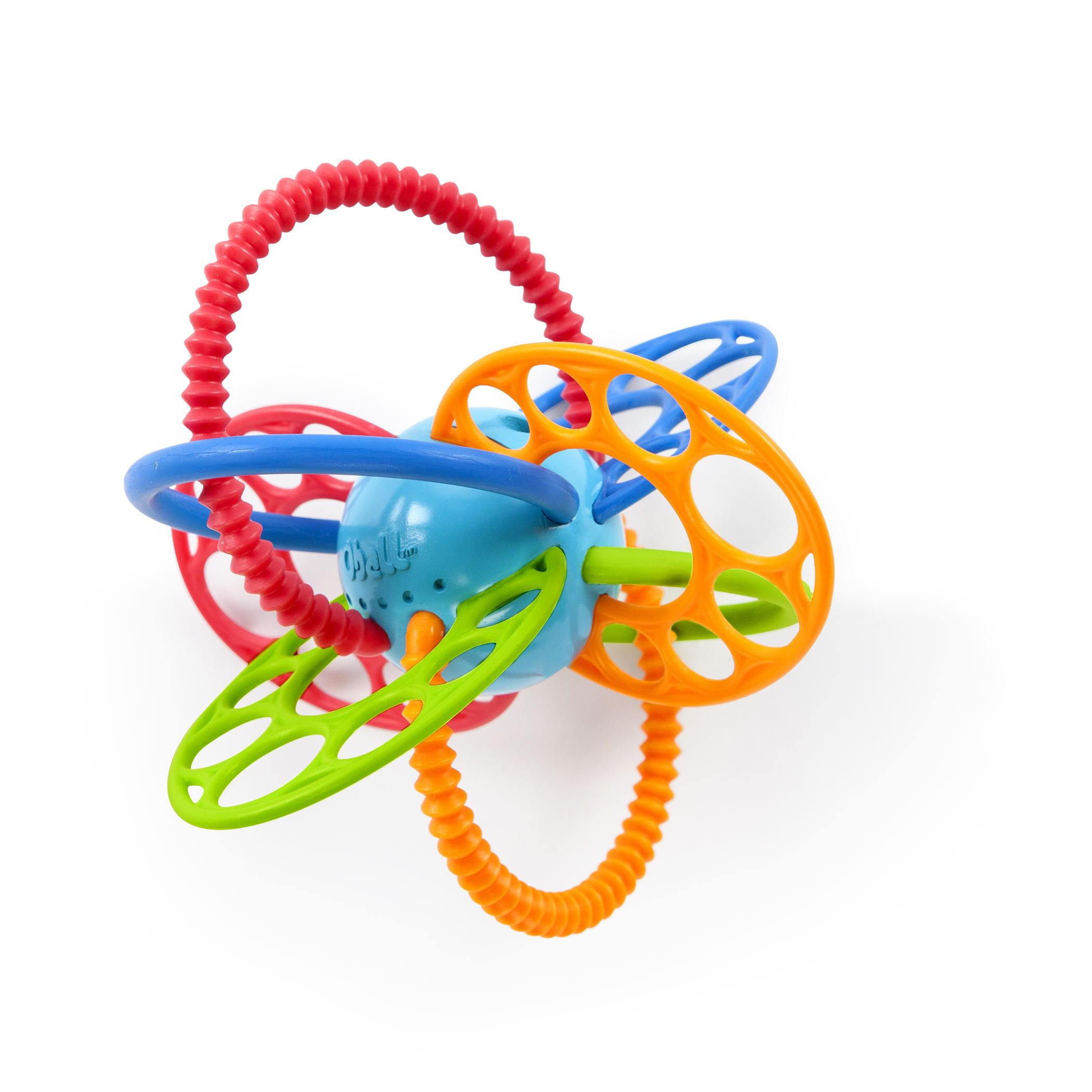 Oball Flexiloops Teething Toy
