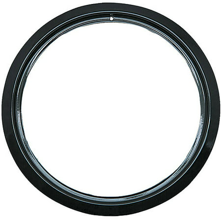 Range kleen 1 small trim ring style d fits hinged electric ranges ge hotpoint kenmore black Style me up fashion trim rings