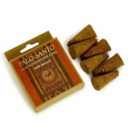 Palo Santo and Cinnamon - Protection & Prosperity - 6 Incense (Cinnamon Incense)