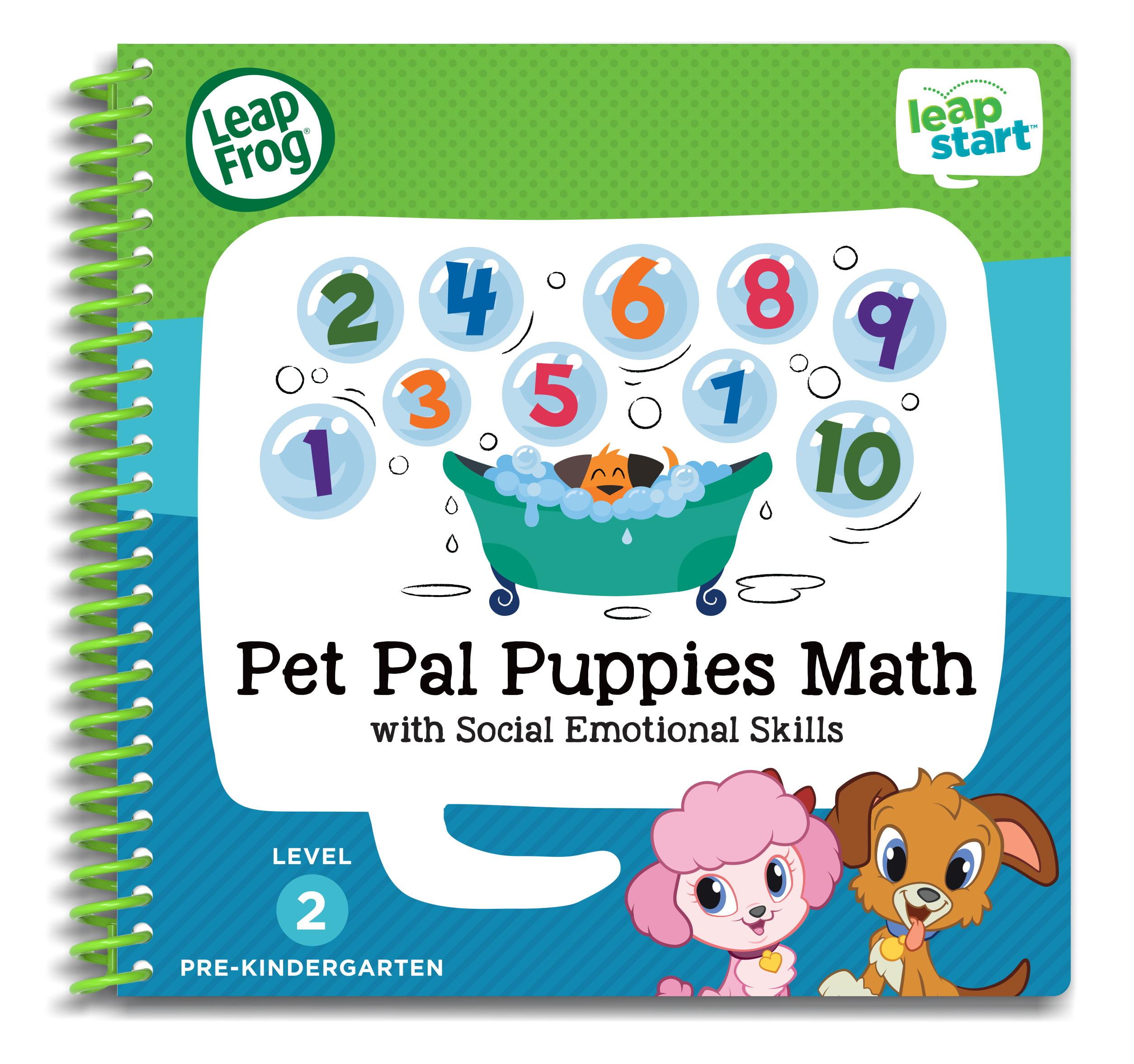 LeapFrog® LeapStart™ Pre-K Math Activity Book - Walmart.com