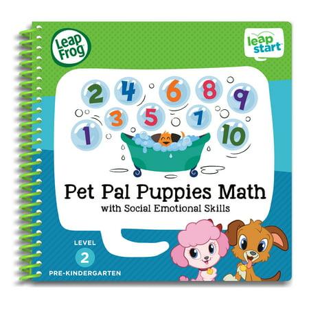 LeapFrog® LeapStart™ Pre-K Math Activity Book