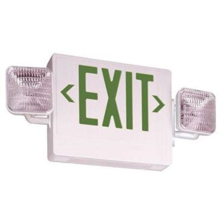 Lithonia Lighting Contractor Select Thermoplastic LED Emergency Exit Sign Light
