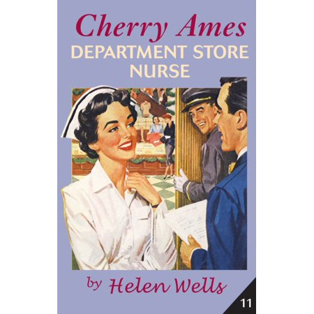 Cherry Ames, Department Store Nurse book 11
