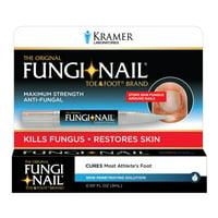 Fungi Nail Toe And Foot Maximum Strength Anti Fungal Applicator Pen, 3Ml, 3 Pack