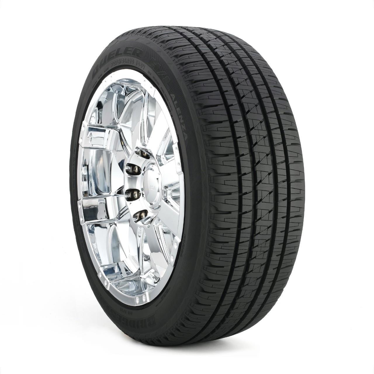 Bridgestone Dueler H/L Alenza Plus Highway Terrain SUV Tire - P265/50R20 106 V