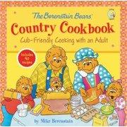 Berenstain Bears/Living Lights: The Berenstain Bears' Country Cookbook (Hardcover)