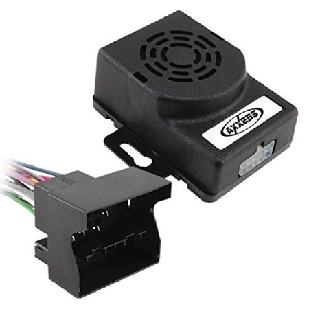 Chime Module Interface - Axxess BMRC-01 BMW/MINI Stereo Replacement Interface with Accessory Wire and Chime Speaker