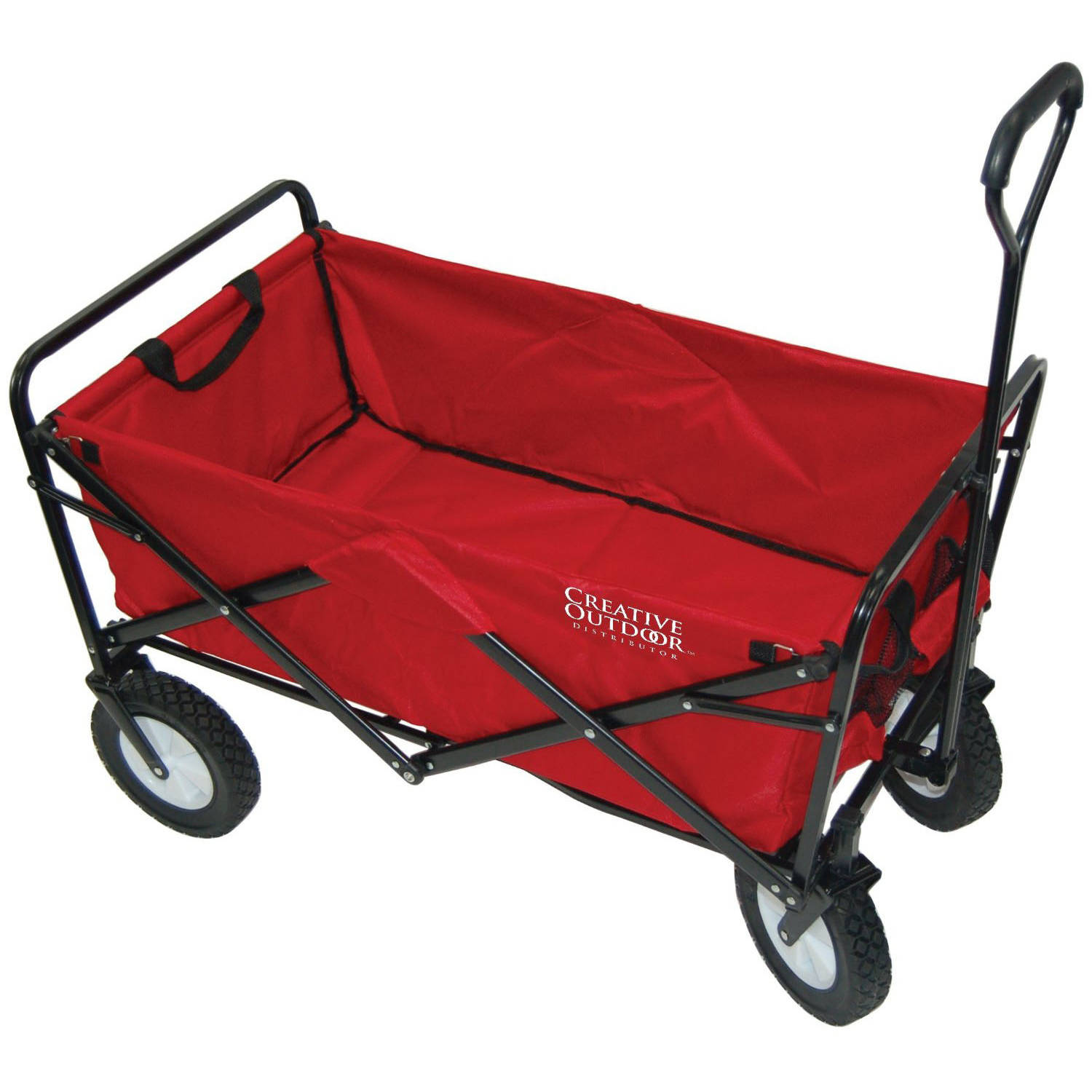 Generic Folding Wagon With Top, Model # 900124