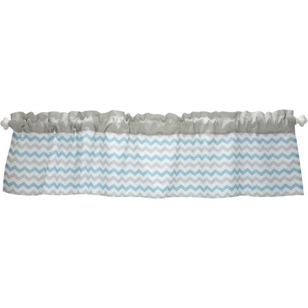 Celestial Baby Bedding - Little Bedding by NoJo Celestial Baby Window Valance