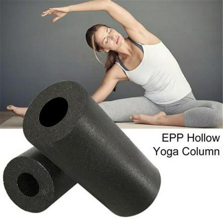fashionhome foam roller yoga column hollow yoga roller men
