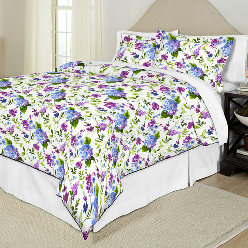 Pointehaven Primavera Duvet Cover Set