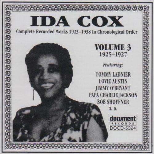 Ida Cox 3 1925-1927
