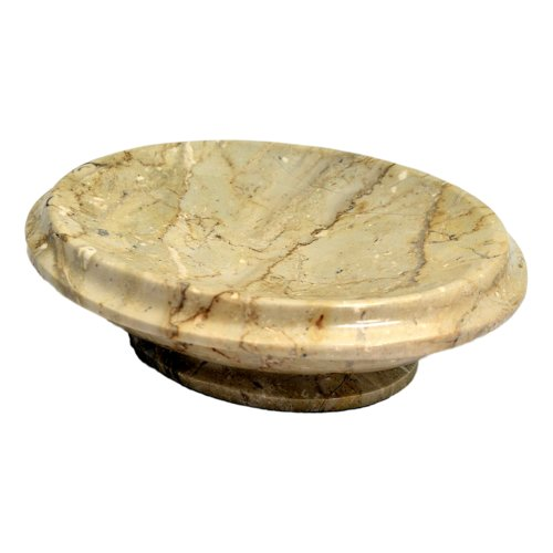 Nature Home Decor Sahara Beige Soap Dish