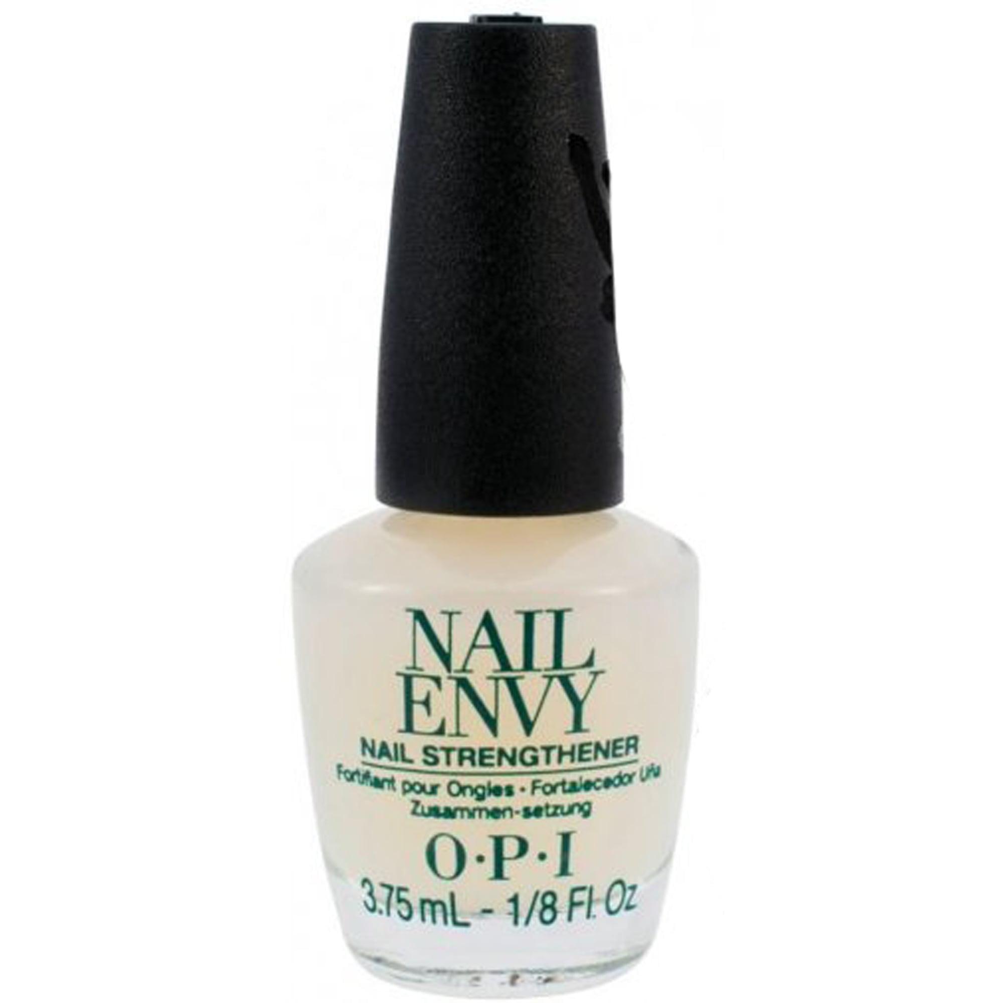 OPI Nail Strengthener Treatment Envy Original Mini Size 2 Bottles ...