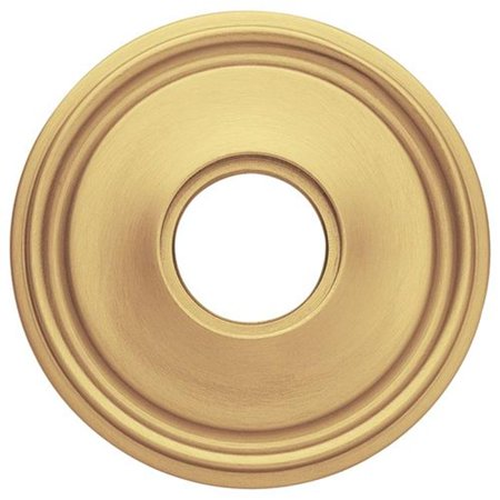 Baldwin 5070050IDM 1.25 in. Rose Passage with Lacquered Vintage Brass - image 1 of 1